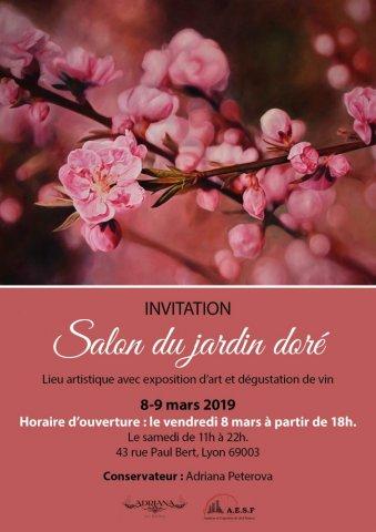 Exposition d'art, AESF s'associe à Adriana Art gallery à Lyon